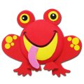 Antenna Ball (Frog) Red