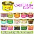【CALIFORNIA SCENTS Spillproof Organic Air Freshener】カリフォルニアセンツ スピルプルーフ オーガニック エアフレッシュナー