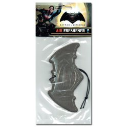 画像1: Batman vs Superman Dawn of Justice Logo Air Freshener 【メール便OK】