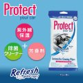 Refresh Your Car Automotive Wipes 20st Pouch Protectシリーズ