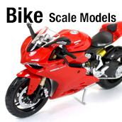 バイクスケールモデル