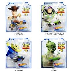 画像2: Toy Story 4 Toy Vehicle【全8種】