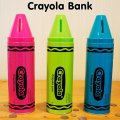 CRAYOLA Bank【全3色】