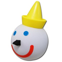 画像2: Jack In The Box Antenna Ball