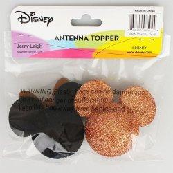 画像3: Rose Gold Micky and Minnie Antenna Topper