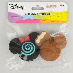 画像1: Minnie Lollipop and Micky Ice Cream Antenna Topper