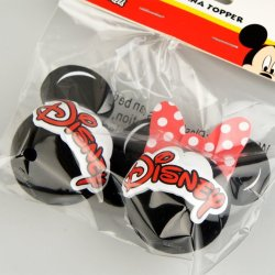 画像2: Antenna Ball  (Micky and Minnie Head Logo)