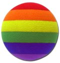 Antenna Ball (Rainbow)