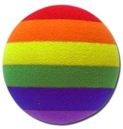画像1: Antenna Ball (Rainbow)