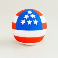 American Flag 2side Antenna Ball
