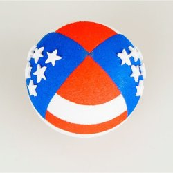 画像3: Antenna Ball (AmericanFlag 2side Ball)
