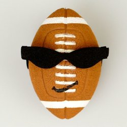 画像1: AntennaBall (Football with Glasses)