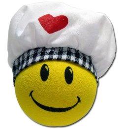 画像1: Happy Chef Antenna Ball