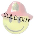 Happy Fireman Antenna Ball