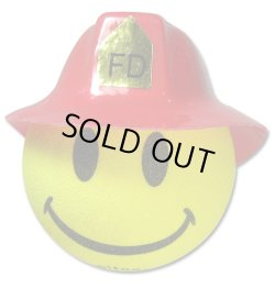 画像1: Happy Fireman Antenna Ball
