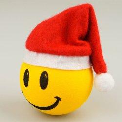 画像2: Happy Santa Antenna Ball