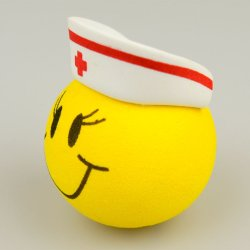 画像2: Happy Nurse Antenna Ball
