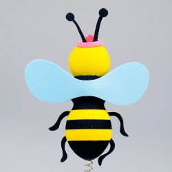 画像2: AntennaBall(Queen Bumble Bee Blue)