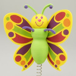 画像1: Antenna Ball (Butterfly)