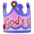 Antenna Ball (God's Girl Crown)