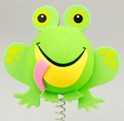 画像1: Antenna Ball (Frog)
