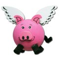 Antenna Ball (Flying Pig)
