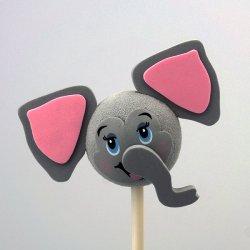 画像1: Antenna Ball (Elephant)