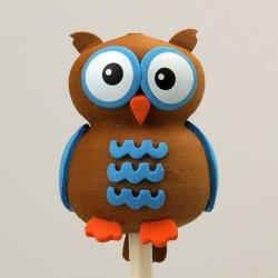 画像1: Antenna Ball (Blue Owl)