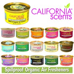 画像1: CALIFORNIA SCENTS Spillproof Organic Air Freshener