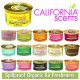 CALIFORNIA SCENTS Spillproof Organic Air Freshener
