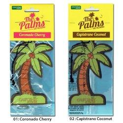 画像2: 【CALIFORNIA SCENTS Palms Hang Out Air Fresheners】カリフォルニアセンツ ヤシの木 エアフレッシュナー