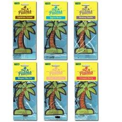 画像1: CALIFORNIA SCENTS Palms Hang Out Air Fresheners
