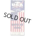 "USA Flag ""UNITED WE STAND"" Air Freshener 【メール便OK】"