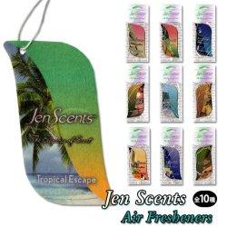 画像1: JenScents Paper Air Freshener【全10種】