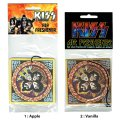 Kiss Rock and Roll Over AirFresheners 【メール便OK】