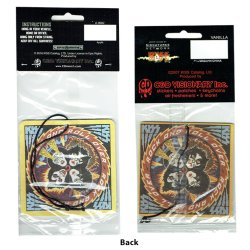 画像2: Kiss Rock and Roll Over AirFresheners 【メール便OK】