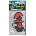 Batman Argyle Logo Air Freshener 【メール便OK】