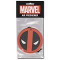 Deadpool Icon Air Freshener 【メール便OK】