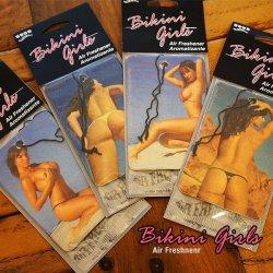 画像1: Bikini Girls Air Freshener 【メール便OK】