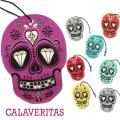 Scent USA Calaveritas Air Freshener【全5種】