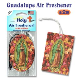 画像1: Lady of Guadalupe Air Freshener【メール便OK】