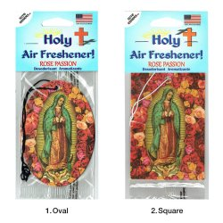 画像2: Lady of Guadalupe Air Freshener【メール便OK】