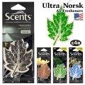 Ultra Norsk Air Fresheners【全4種】