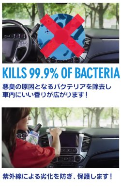 画像3: Refresh Your Car Automotive Wipes 20st Pouch Protectシリーズ