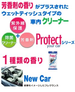 画像2: Refresh Your Car Automotive Wipes 20st Pouch Protectシリーズ