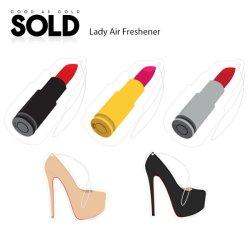 画像1: SOLD Lipstick Daffodile  Air Freshener 【メール便OK】