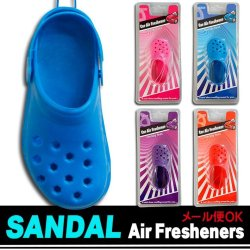 画像1: Trendy Feet Air Freshener