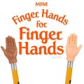 Finger Hands for Finger Hands【同色5個セット】