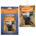 The Scream Air Freshener 【メール便OK】
