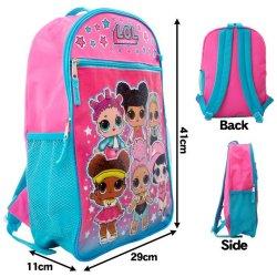 画像3: 5 Piece LOL Surprise Backpack (Pink×LightBlue)